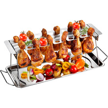 Підставка для приготування курячих ніжок GEFU BBQ (89259)