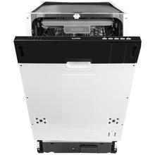 Встраиваемая посудомоечная машина VENTOLUX DW 4510 6D LED