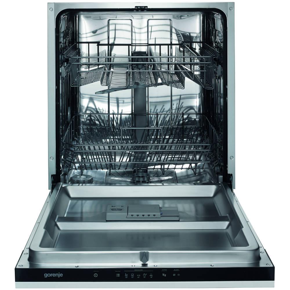 Встраиваемая посудомоечная машина GORENJE GV62010 (WQP12-7711R) Тип полностью встраиваемые