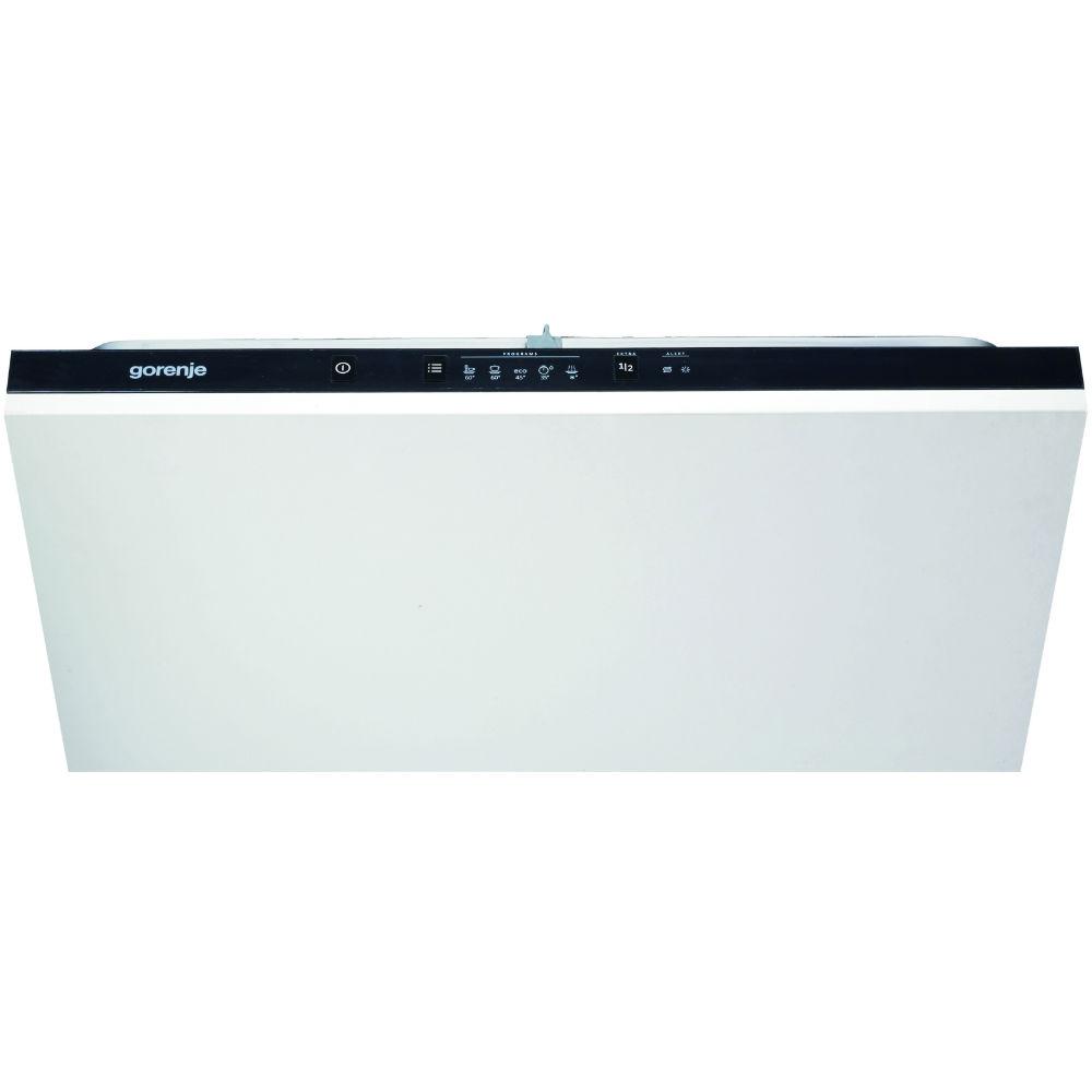 Встраиваемая посудомоечная машина GORENJE GV62010 (WQP12-7711R) Тип сушки конденсационный (остаточным теплом)