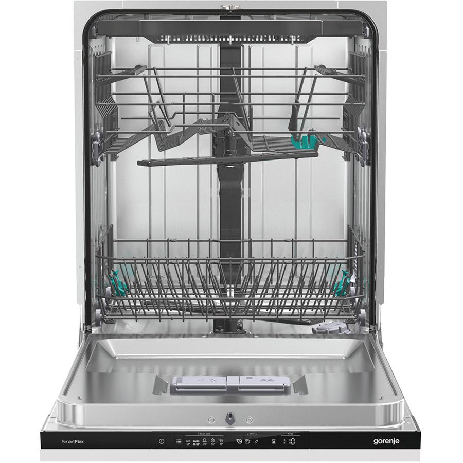 Встраиваемая посудомоечная машина GORENJE GV 661D60 Тип полностью встраиваемые