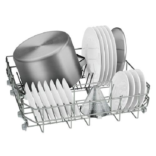 Посудомоечная машина BOSCH SMV25EX00E Тип сушки конденсационный (остаточным теплом)