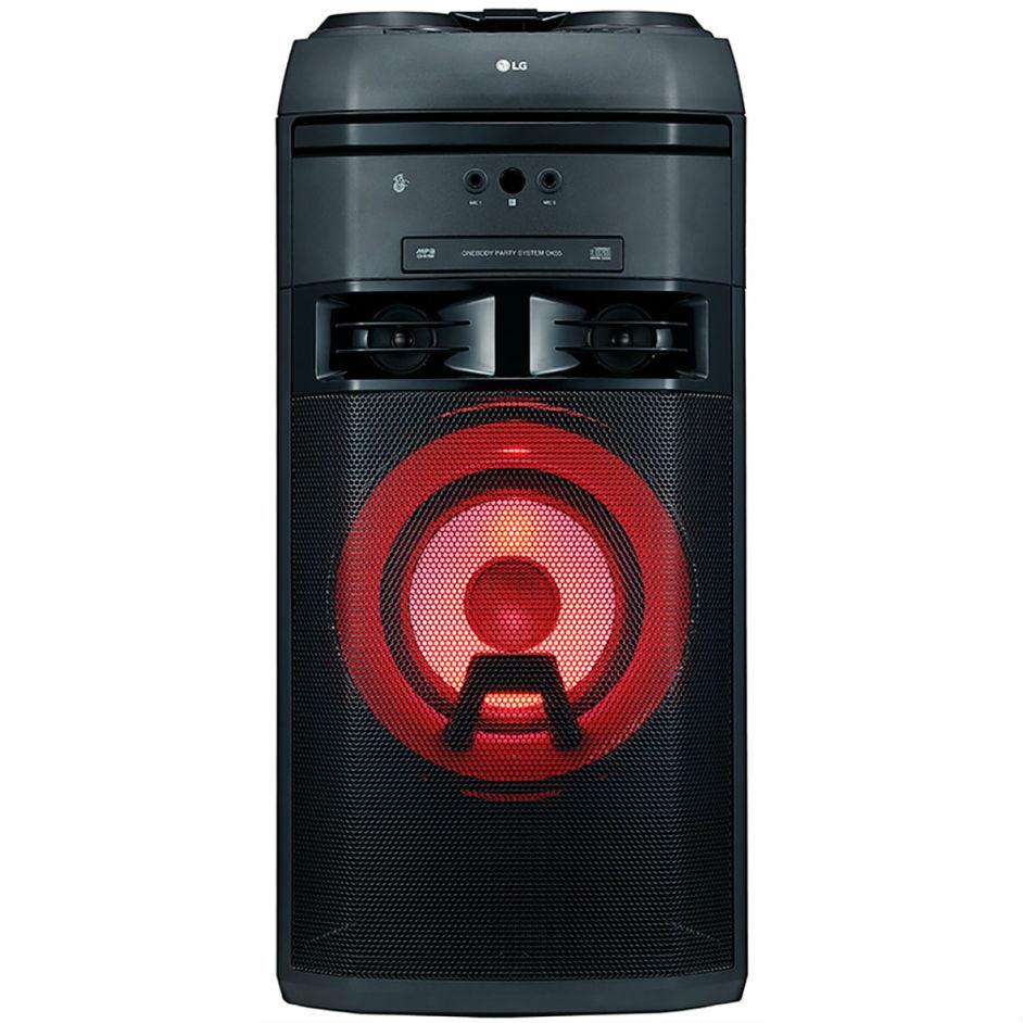 Музыкальный центр LG XBOOM OK65 Выходная мощность (RMS) 500