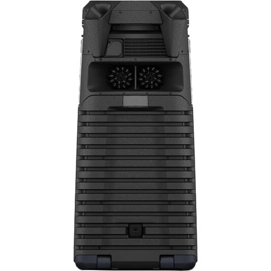 Акустическая система SONY MHCV73D Black Функциональность караоке