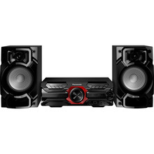 Музыкальный центр PANASONIC SC-AKX320GS-K Black