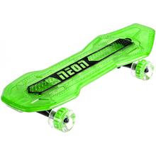 Скейтборд NEON Cruzer Зелений (N100792)