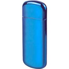 USB зажигалка Bergamo 500F Синяя (500F-3)