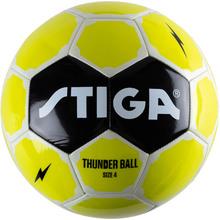 Мяч футбольный STIGA Thunder № 4 (84-2724-04)