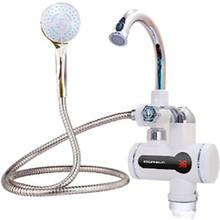 Проточный водонагреватель GRUNHELM EWH-1X-3FSH-LED