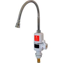 Проточный водонагреватель GRUNHELM EWH-1X-3G-FLX-LED