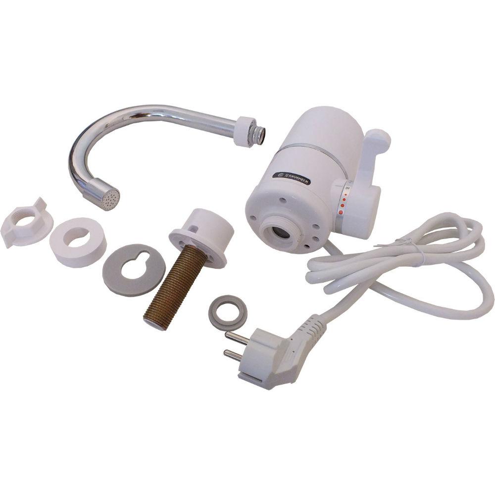 Проточный водонагреватель GRUNHELM EWH-3G Мощность 3000