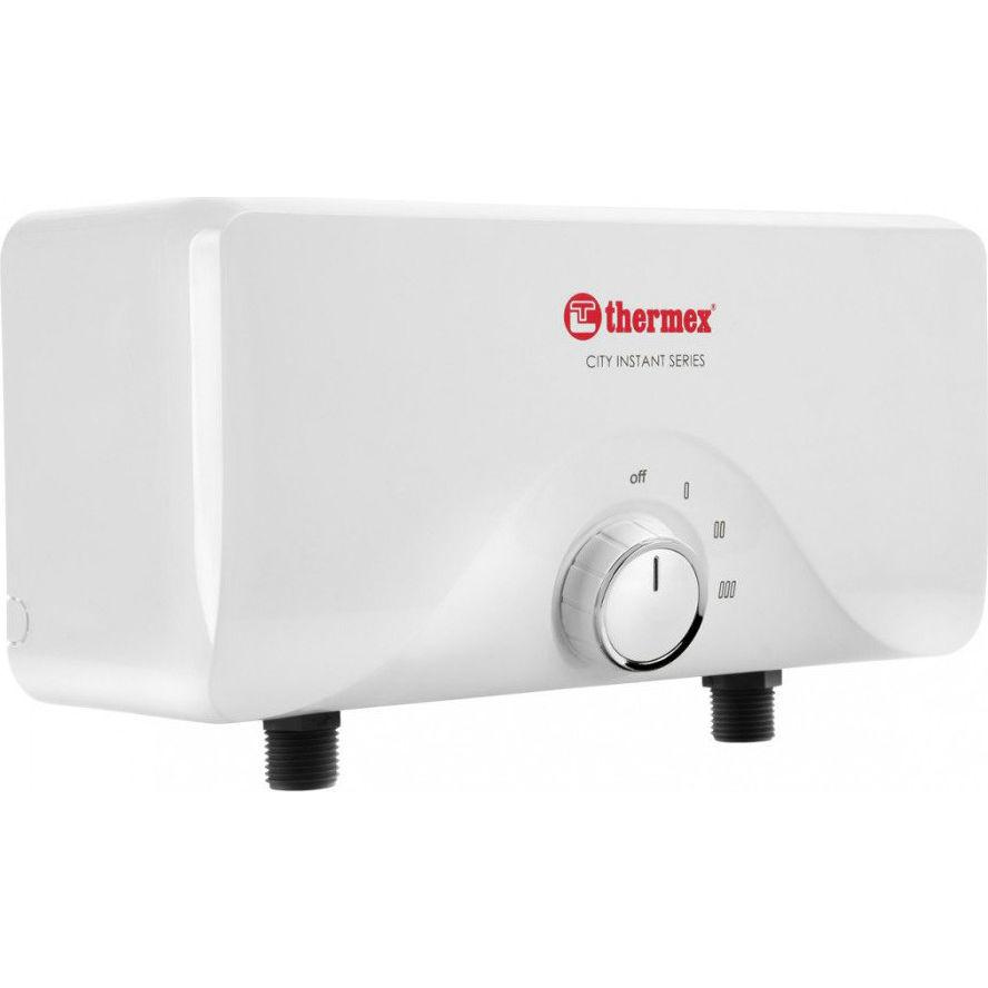 Проточный водонагреватель THERMEX City 6500 Тип водонагревателя электрический