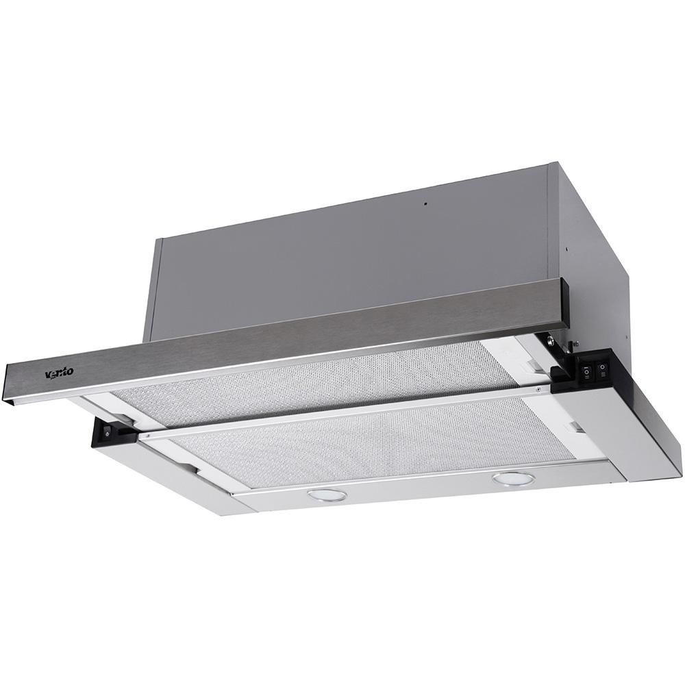 Вытяжка VENTOLUX GARDA 60 INOX (1100) SMD LED Режим работы отвод