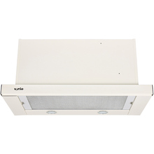 Вытяжка VENTOLUX GARDA 60 CREMA (1100) SMD LED кремовый