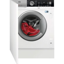 Встраиваемая стиральная машина AEG L8WBE68SRI