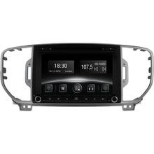 Автомагнитола GAZER CM6008-QL для Kia Sportage (QL) 2015-2017