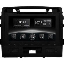 Автомагнитола GAZER CM6510-J200 для Toyota Land Cruiser 200 (J200), 2007-2015