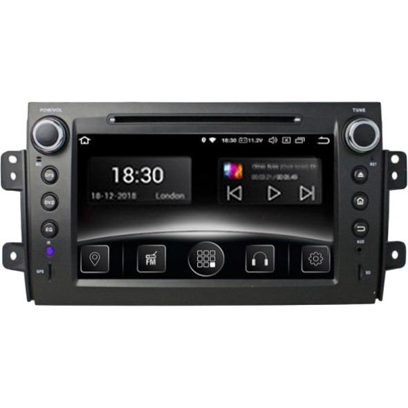 Автомагнитола GAZER CM5008-EYB для Suzuki SX4 (EYB) 2006-2013