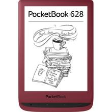 Електронна книга POCKETBOOK 628 Touch Lux 5 Ruby Red (PB628-R-CIS)