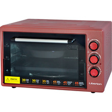 Электропечь LIBERTON LEO-420 Red