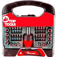 Набор инструментов TOP TOOLS 44 пр (39D200)