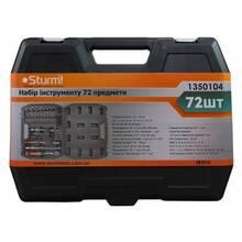 Набор инструментов STURM 72 пр (1350104)