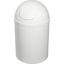 Ведро для мусора BISK 5 л White (90302)