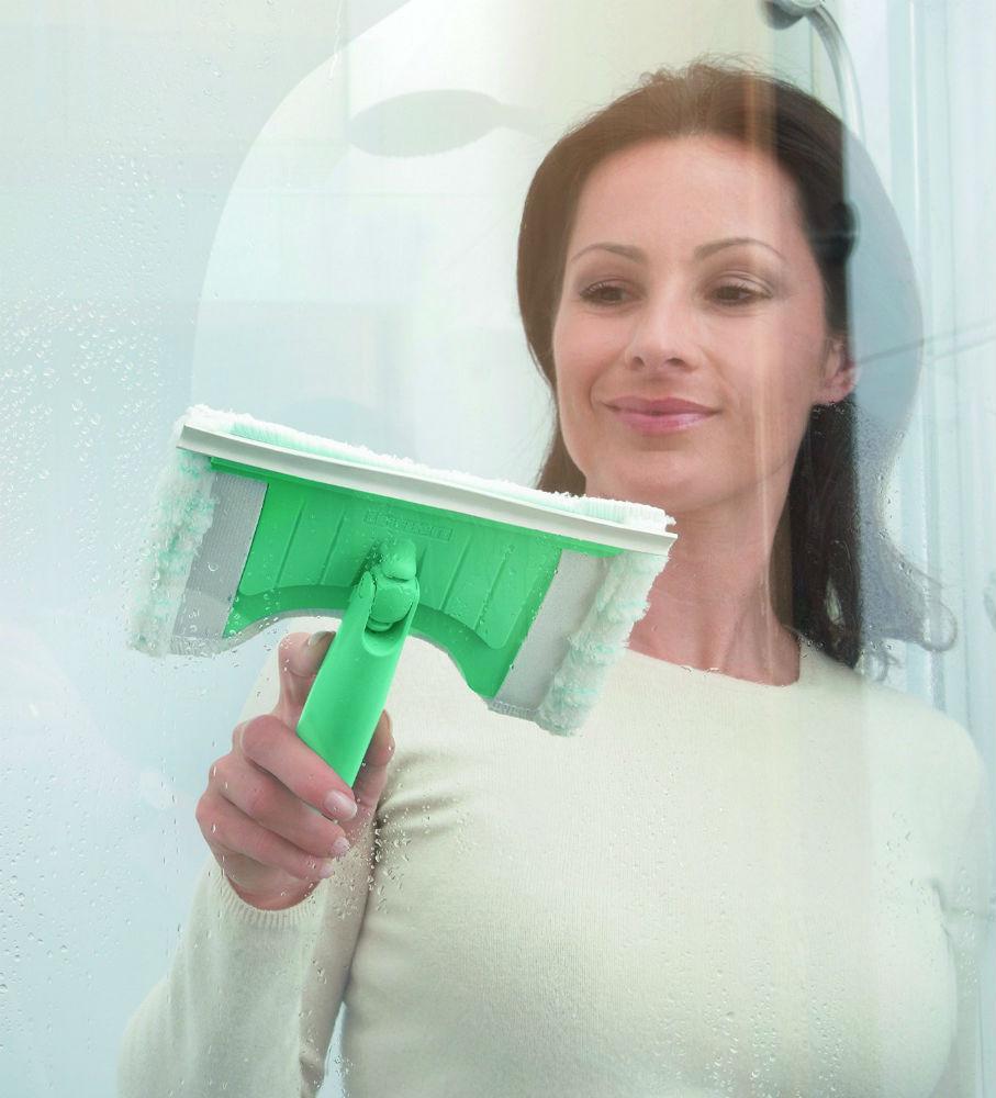 Leifheit Швабра для ванной FlexiPad Evo (41700) Материал  Сверхпрочный пластик, металл