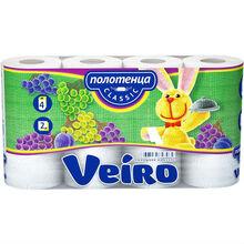 Полотенца бумажные VEIRO Classic (5П24)