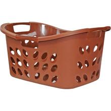 Корзина для белья ММ-ПЛАСТ 30 л Brown (bas30-brown)