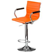 Барный стул SPECIAL4YOU Bar orange plate (E1137)