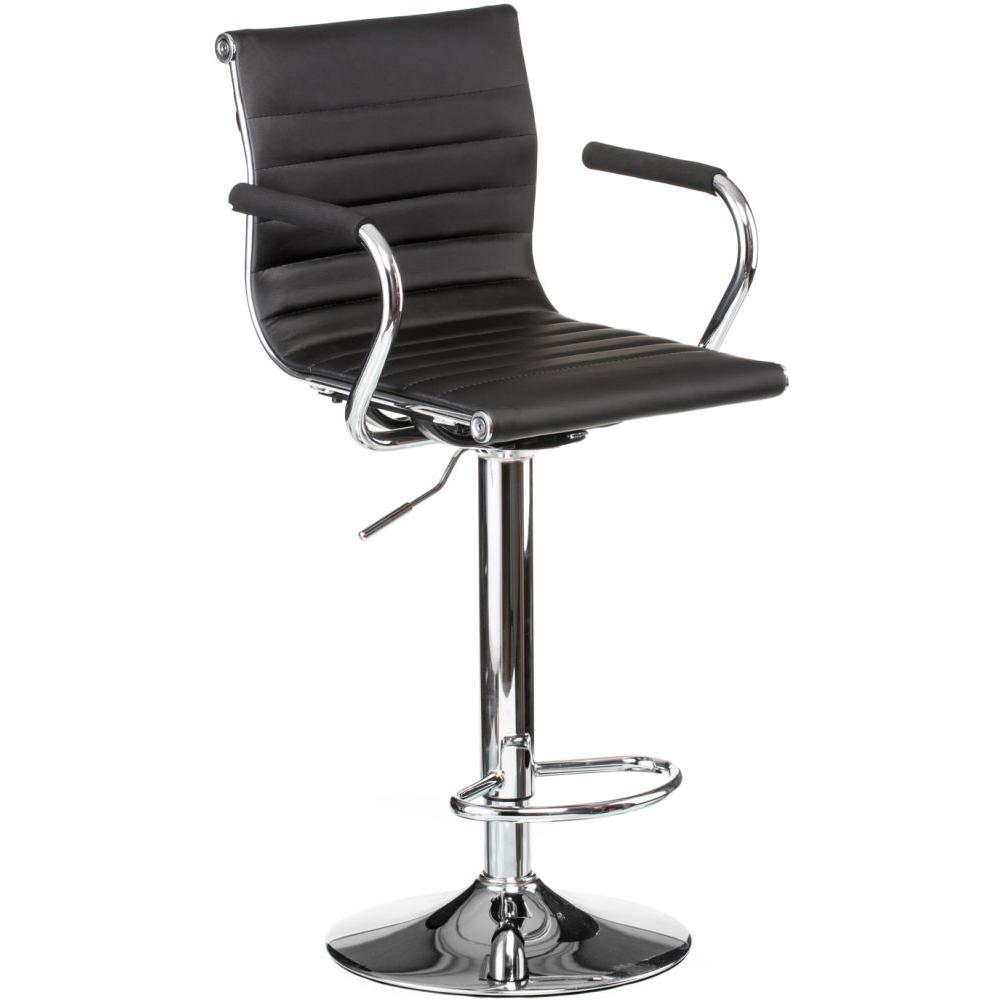 Барный стул SPECIAL4YOU Bar black plate (E1144) Материал каркаса металл