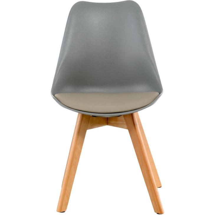 Стул SPECIAL4YOU Sеdia grey (E5739) Материал сидения кожзаменитель
