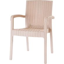 Кресло VIOLET HOUSE 0840 Роттанг Cappuchino Trend Lux