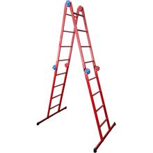 Лестница МЕТАЛ Трансформер 4Х4 (47591)