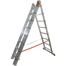 Лестница универсальная BUDFIX 01407, 3х7 (62190)