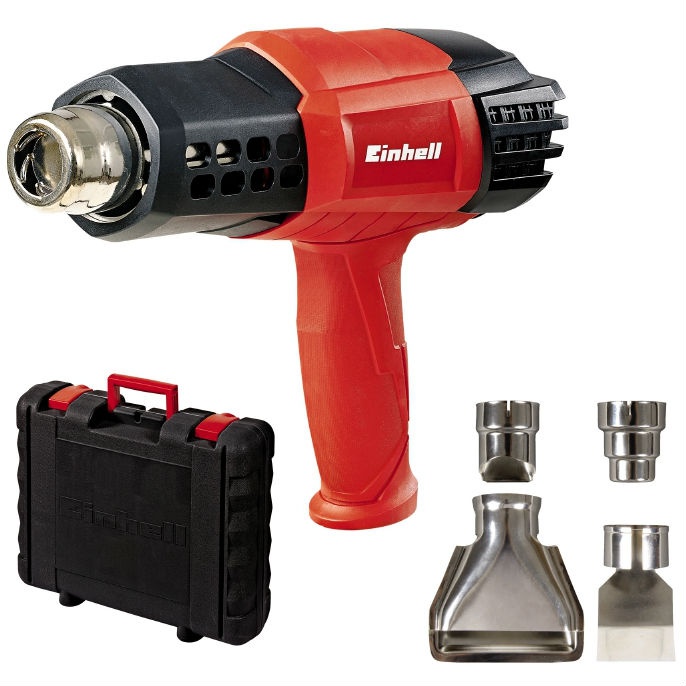 Фен технический EINHELL TE-HA 2000 E (4520195) Мощность 2000