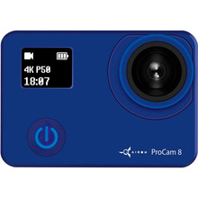 Екшн-камера AIRON ProCam 8 Blue (4822356754475)
