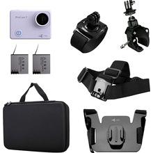 Екшн-камера AIRON ProCam 7 Touch + Набір велосипедиста (69477915500071)