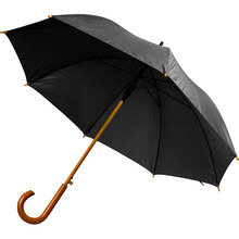 Зонт BERGAMO Toprain Black (4513103)