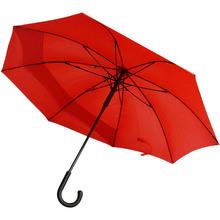Зонт LINE ART Backsafe Red (45250-5)