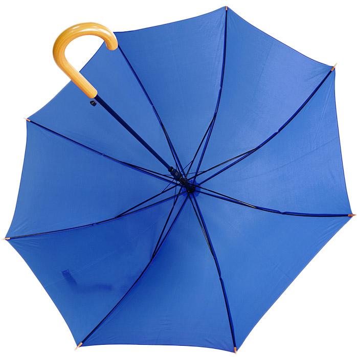 Зонт-трость BERGAMO PROMO полуавтомат (45100-4) Вид трость