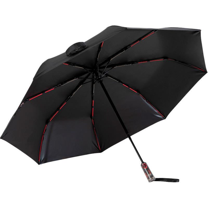 Зонт XIAOMI Konggu Automatic Umbrella Black