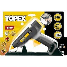 Клеевой пистолет TOPEX (42E511)
