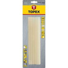 Клеевые стержни TOPEX White 12 шт. (42E172)