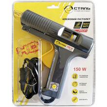 Клеевой пистолет СТАЛЬ 80160 11 x 200 мм (97536)