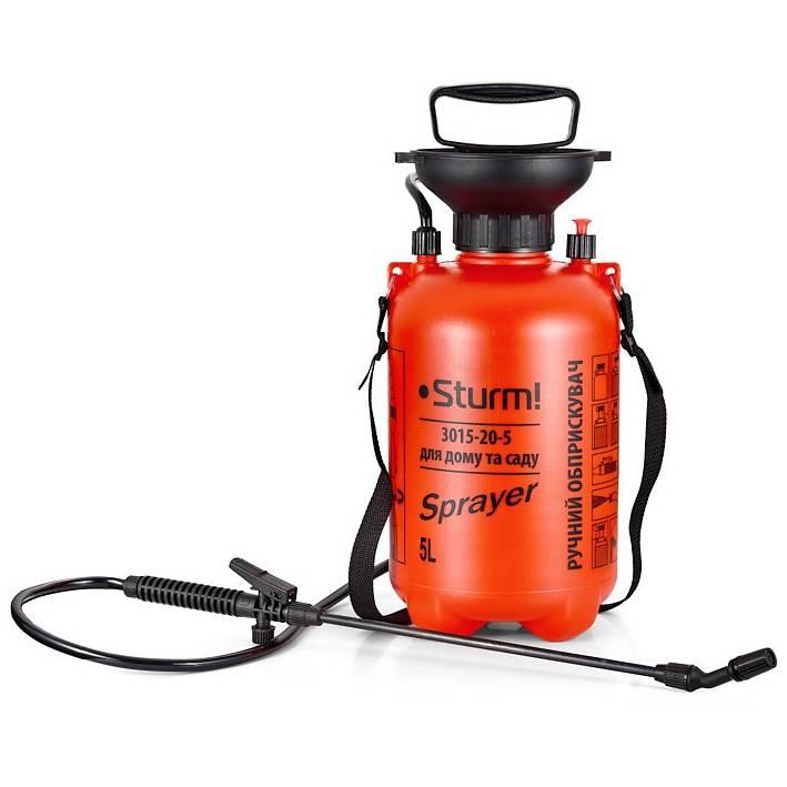 Опрыскиватель STURM 5 л (3015-20-5)