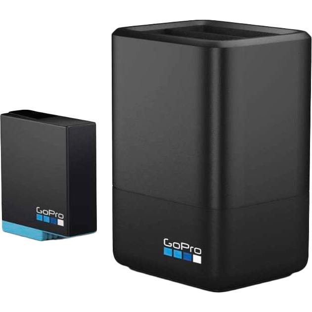 Зарядное устройство GoPro HERO8 (AJDBD-001-EU) Дополнительно Материал корпуса - пластик;
