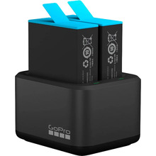 Двойное зарядное устройство GOPRO для HERO9 + Аккумулятор (ADDBD-001-EU)