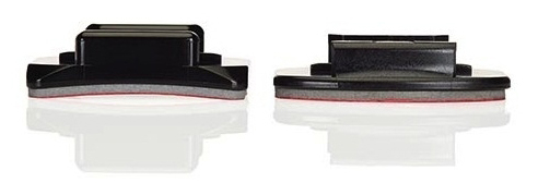 Набор креплений GoPro Flat and Curved Adhesive Mounts (AACFT-001)